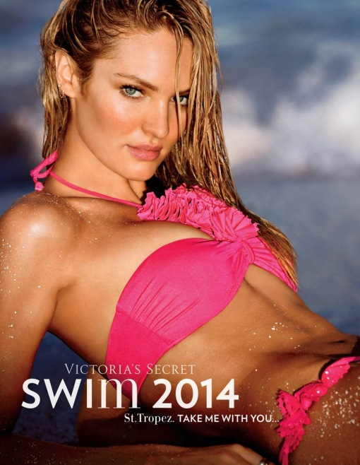 2014 Victoria's Secret Swim Catalog
