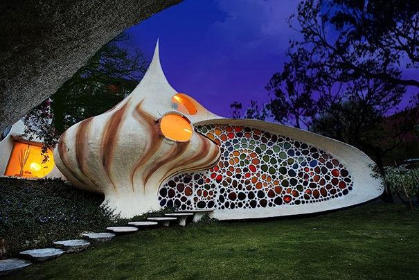 Nautilus House, Meksika