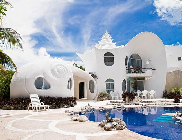 The Seashell House, Meksika