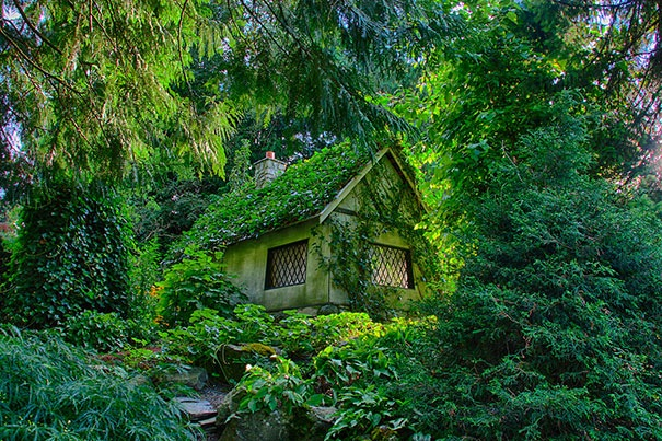 Fairy Tale Cottage, Kanada