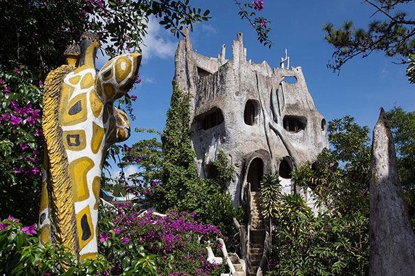 Crazy House, Vietnam