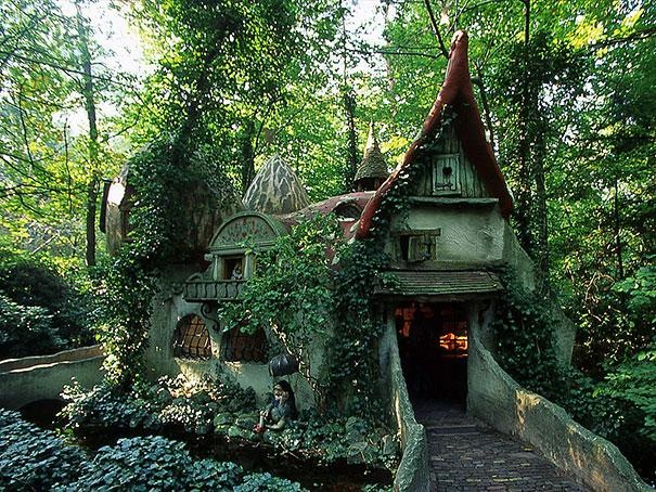 Forest House, Hollanda