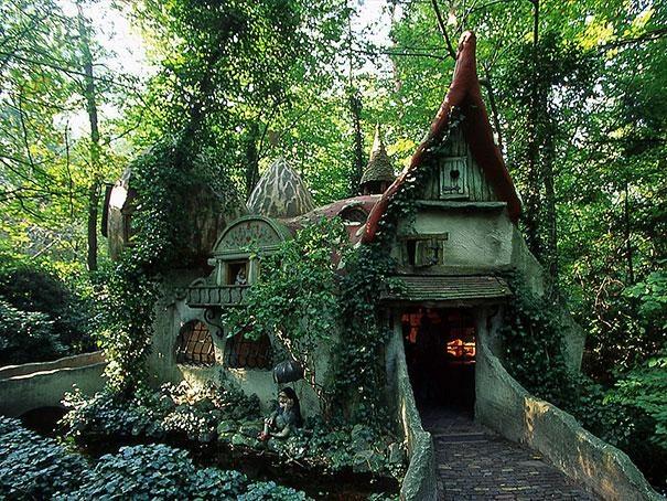 Forest House, Hollanda
